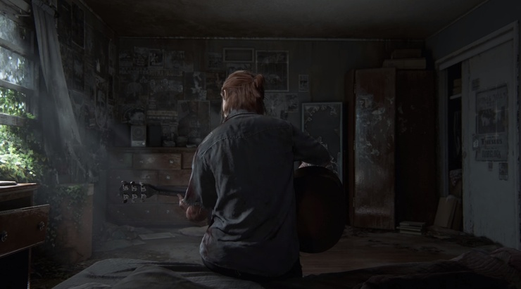 The Last of Us Part 2 game screenshot