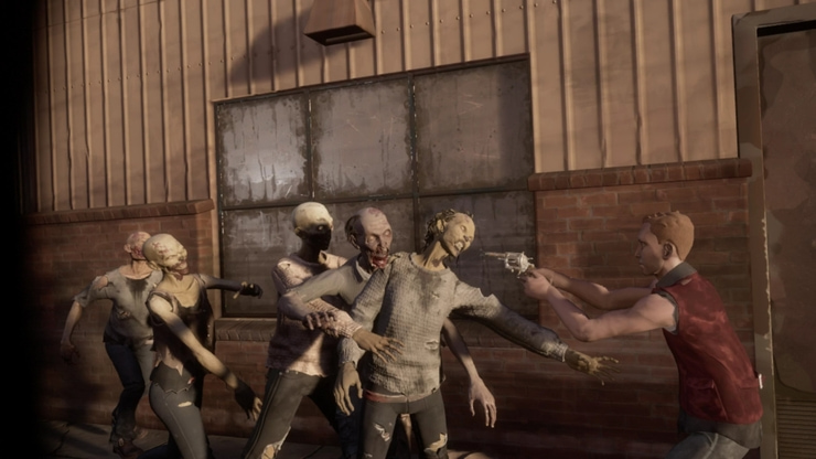 The Walking Dead: Saints and Sinners game picture