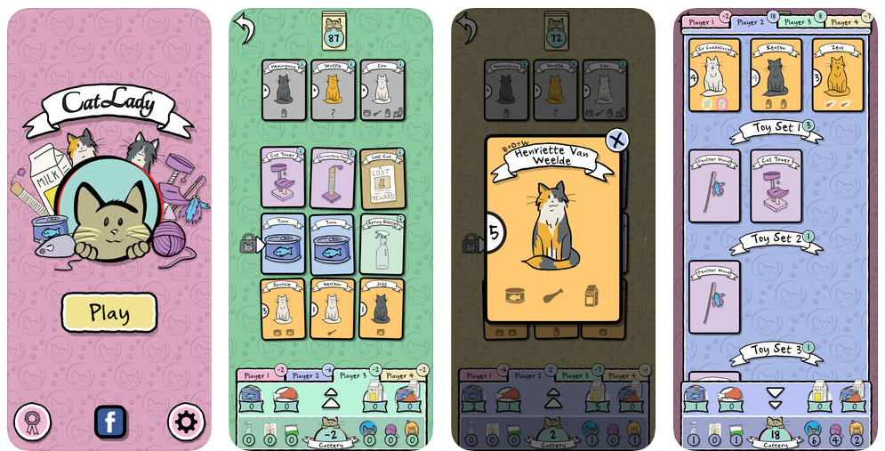 Cat Lady gameplay screenshot